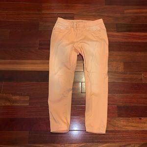 Pastel Vera wang pants